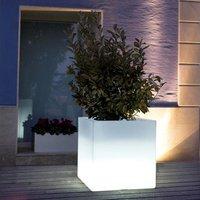 Skyline LED Planter Cube