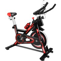 Indoor Exercise Bike Stationary Bike with LCD Display