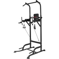 Multifunctional Dip Station Pull Up Bar with Adjustable Height
