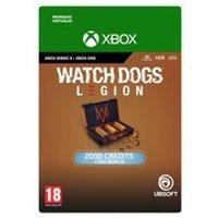 Paquete de créditos de Watch Dogs: Legion (2500 créditos)