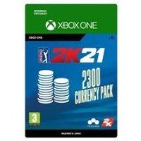 PGA Tour 2K21: Paquete de 2300 monedas