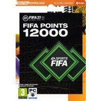 FIFA 21 Ultimate Team - 12000 FIFA Points