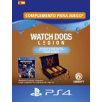 WATCH DOGS: LEGION - PAQUETE DE 2500 CRÉDITOS WD