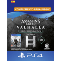 Assassin's Creed Valhalla - Pack básico de Créditos de Helix (500)