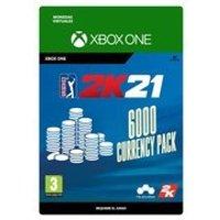 PGA Tour 2K21: Paquete de 6000 monedas