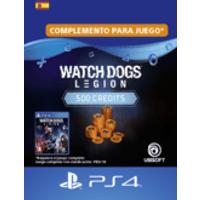 WATCH DOGS: LEGION - PAQUETE DE 500 CRÉDITOS WD