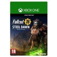 Edición Deluxe de Fallout 76: Amanecer de Acero