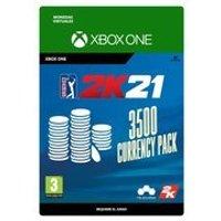 PGA Tour 2K21: Paquete de 3500 monedas