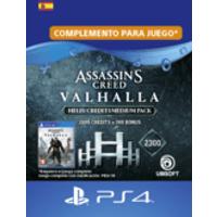 Assassin's Creed Valhalla - Pack mediano de Créditos de Helix (2300)