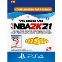 75 000 VC NBA 2K21