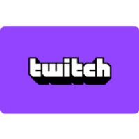 Código de regalo Twitch 25€