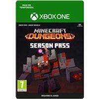 Minecraft Dungeons: DLC Season Pass