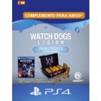 WATCH DOGS: LEGION - PAQUETE DE 4550 CRÉDITOS WD