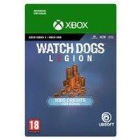 Paquete de créditos de Watch Dogs: Legion (1100 créditos)
