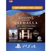 Assassin's Creed Valhalla - Pack pequeño de Créditos de Helix (1050)