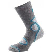 1000 Mile 2 Season Performance Ladies Socks - UK 3 - 5.5