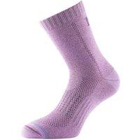1000 Mile All Terrain Ladies Walking Socks - Pink, UK 6 -