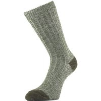 1000 Mile Ultimate Heavyweight Mens Walking Socks - Green, UK 9 - 11.5