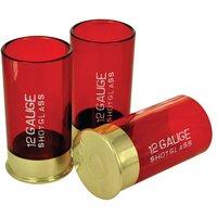 12 Gauge Shot Glass (pack of 4)