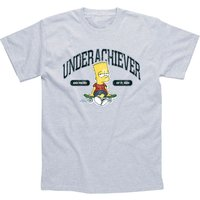 The Simpsons Bart Underachiever Kids T-Shirt - 5 - 6 Years