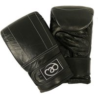 Boxing Mad Boxing Leather Bag Mitt - L