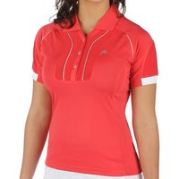 Head Performance Womens Polo Shirt - Pink, Xs