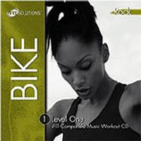 iFIT CD Rock Level 1 Bike Music Workout