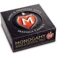 Monogamy Massage Candle - 25g - Chocolate & Vanilla
