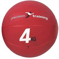 Image of Precision Training 4kg Rubber Medicine Ball