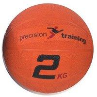 Image of Precision Training 2kg Rubber Medicine Ball