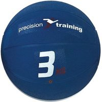 Image of Precision Training 3kg Rubber Medicine Ball