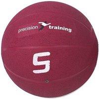 Image of Precision Training 5kg Rubber Medicine Ball