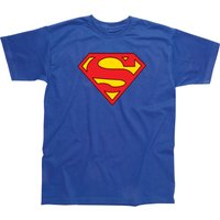 Superman Logo T-Shirt - XL