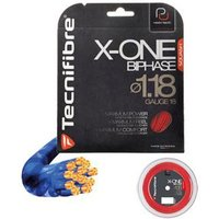 Tecnifibre X-One Biphase String - Single Set - Natural