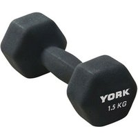 Image of York 1.5kg Neo Hex Dumbbell