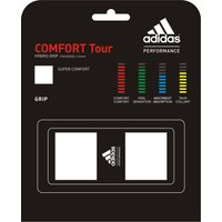 Adidas Comfort Tour Replacement Grip - White