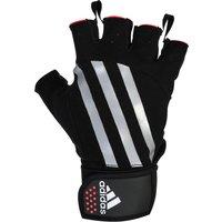 adidas Fingerless Weightlifting Gloves - S