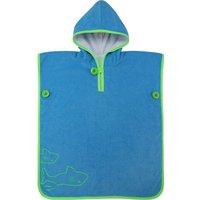 Aqua Sphere Baby Poncho Towel - Blue/Green
