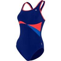 Aqua Sphere Maputo Ladies Swimsuit - Blue/Red, 36