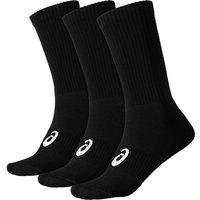 Asics Crew Fitness Socks - 3 Pair Pack - M