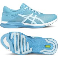 Asics Fuzex Rush Running Shoes - Blue/white