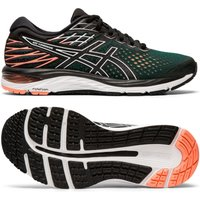 Asics Gel-cumulus 21 Running Shoes - Black/green