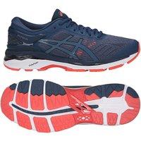 Asics Gel-Kayano 24 Mens Running Shoes - Blue, 7 UK