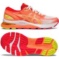 Asics Gel-nimbus 21 Running Shoes - Coral
