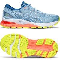 Asics Gel-nimbus 21 Running Shoes - Blue