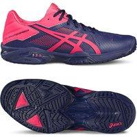 Asics Gel-solution Speed 3 Ladies Tennis Shoes Ss17 - 6.5 Uk