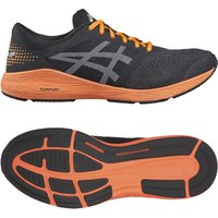Asics RoadHawk FF Mens Running Shoes - Black/Orange, 7 UK