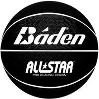 Baden All Star Basketball - Size 7, Black/white