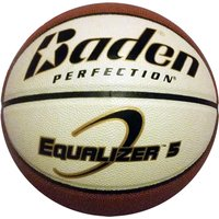 Baden Equalizer Basketball - Size 7, Tan/White