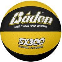Baden Sx300 Basketball - Size 3, Yellow/black